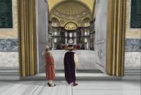 «Αγία Σοφία: 1.500 Χρόνια Ιστορίας». Παραγωγή εικονικής πραγματικότητας του ΙΜΕ.